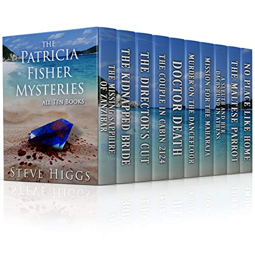 The Patricia Fisher Mysteries: All Ten Books