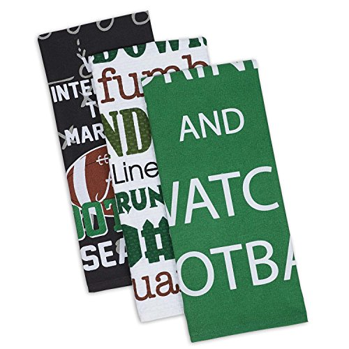 Top 10 Best Selling List for football kitchen towels