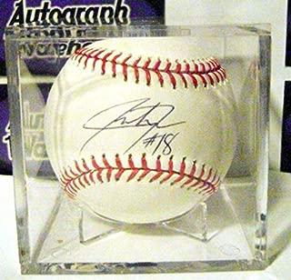 Baseball Acrylic Display Case Baseball Cube Holder