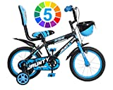 Outdoor Bikes 14 Inches Jaunty Bmx Bicycle - Blue