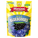 NATURAL ANTIOXIDANT SUPERFOOD: 16oz of Mariani Dried Wild Blueberries sweetness with intense blueberry taste and antioxidants to support overall health EXCELLENT SOURCE OF DIETARY FIBER AND VITAMINS: Such as Vitamin C, K, and Manganese. High in antio...