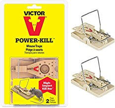 Victor Power Kill Mouse Trap, 2-Pack M142S - Professional Design