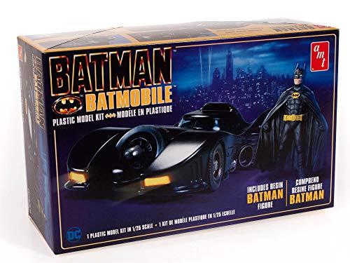 AMT 1/25 バットモービル(1989) バットマンフィギュア付属