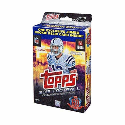 2015 Topps Football Hanger Pack