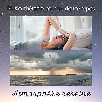 Atmosphère sereine: Musicothérapie pour un douce repos, remède contre l'insomnie