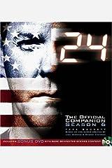24: The Official Companion Season 6 (with bonus DVD) Paperback