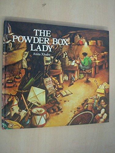 Powder Box Lady