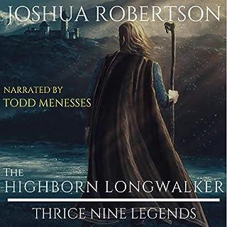 The Highborn Longwalker cover art