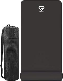 GronG(グロング) ヨガマット トレーニングマット ストレッチマット 10mm