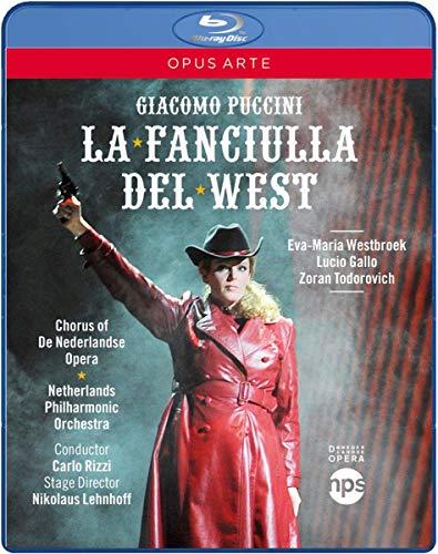 La Fiancée De L'Ouest [Blu-Ray]