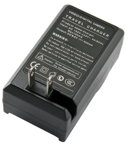 STK's Sony NP-FM500H Charger - for Alpha A57, A77, A99, A65, A100, A200, A900, A300, A350, A700, A580, A850 Digital Cameras BC-VM10 Battery Chargers