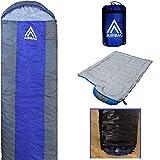 AirBag 1.0 Inflatable Sleeping Bag for Adults & Kids - The Most Comfortable Sleeping Bag - Guaranteed