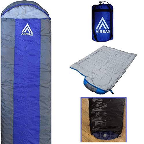 top 10 inflatable sleeping bags for kids Inflatable sleeping bag for adults and children AirBag1.0 – The most comfortable sleeping bag –…