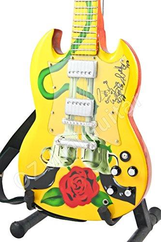 OZMiniGuitar Guitarra en Miniatura Slash Gun N Roses Smoking Gun