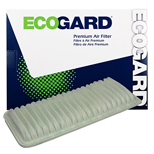 ECOGARD XA5804 Premium Engine Air Filter Fits Toyota Highlander 3.3L HYBRID 2006-2010 | Lexus RX400h 3.3L HYBRID 2006-2008
