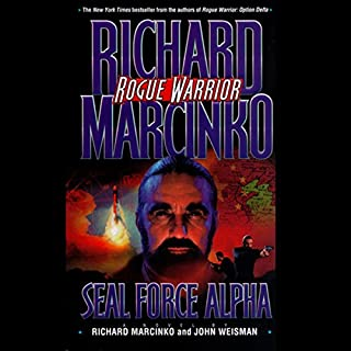 Rogue Warrior: Seal Force Alpha cover art