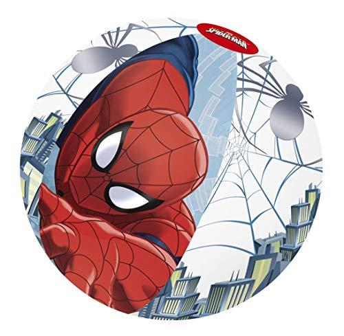 Bestway Wasserball Spiderman 51 cm