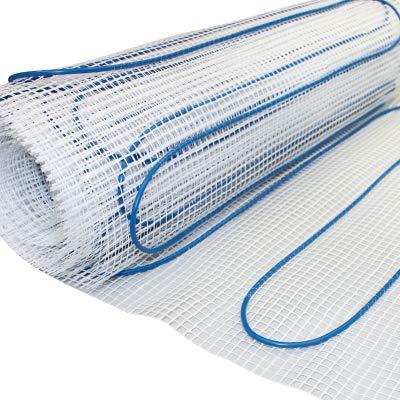 TurboTwin - Heizmatte für Wärmebänke und Wärmeliegen, Abmessungen: 80 x 100cm