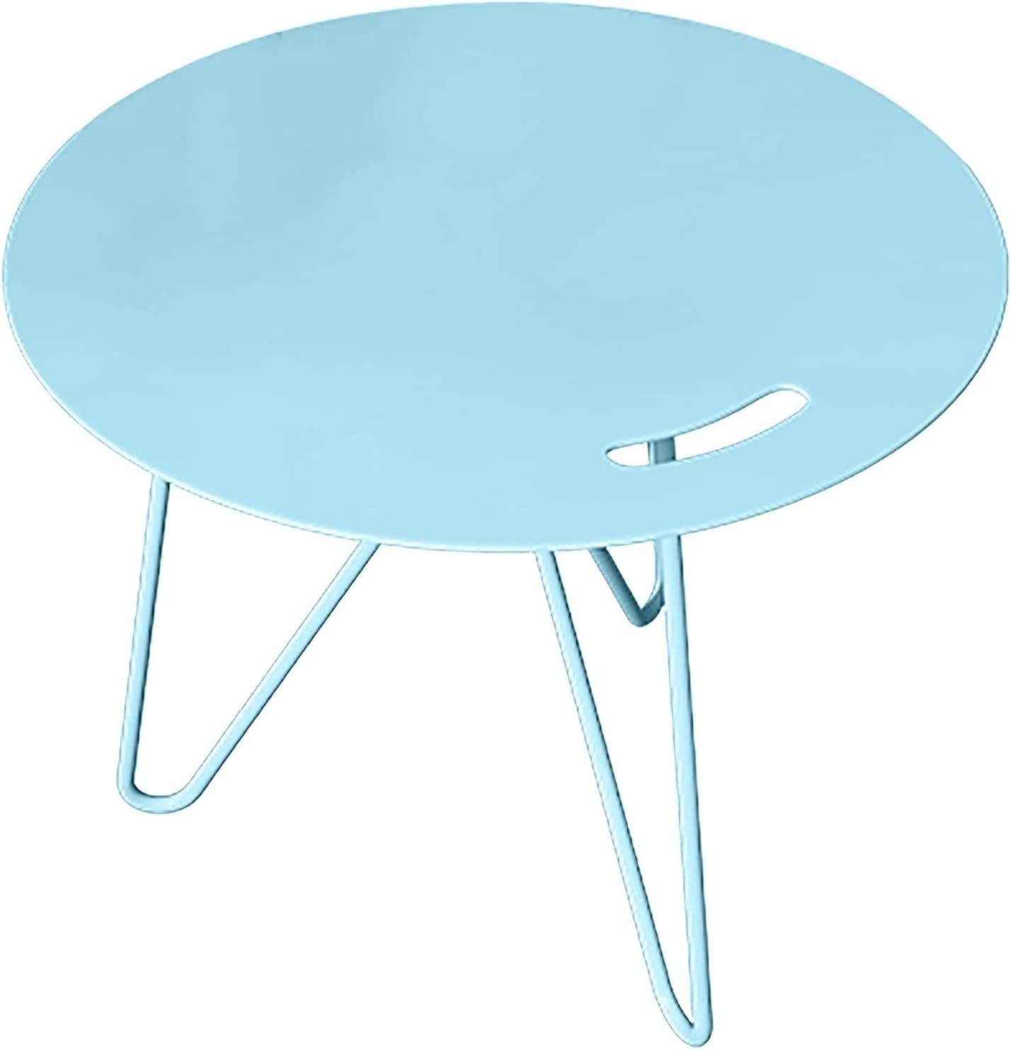 ZJMK Side Max 86% OFF Table for Housewarming Modern Gift End 55% OFF Round So