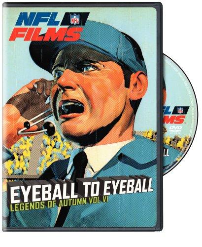 NFL Films: Eyeball to Eyeball [DVD] [Import]