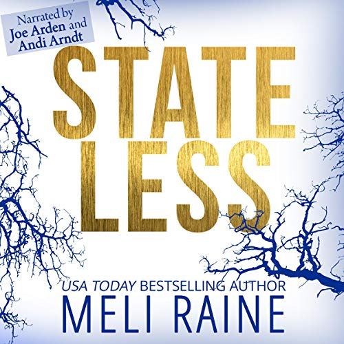 Stateless audiobook cover art
