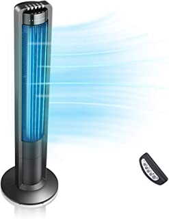 Best small tower fan with remote control Reviews