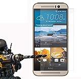 FoneExpert® 2 Pack - HTC One E8 Panzerglas, Gehärtetem Schutzfolie Glasfolie Hartglas Panzerfolie Bildschirmschutzfolie für HTC One E8