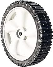 MTD Genuine Part 734-04581 Genuine Parts Wheel Assembly, 8 x 1.8 - Gray OEM Part for Troy-Bilt Cub-Cadet Craftsman Bolens Remington Ryobi Yardman Yar
