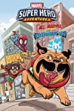 Ms. Marvel and the Teleporting Dog (Marvel Super Hero Adventures Graphic Novels)