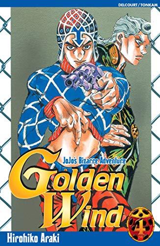 Jojo's - Golden Wind T04