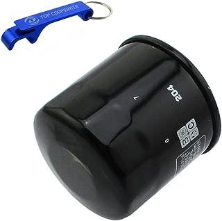 TC-Motor Oil Filter For Arctic Cat 3201-044 Honda 15400-PFB-014 15410-MCJ-000 15410-MCJ-003 15410-MCJ-505 15410-MFJ-D01 Kawasaki 16097-0002 16097-0003 16097-0007 16097-1068 16097-1070 16097-1072 (1)