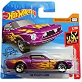 Hot Wheels '68 Shelby GT500 HW Flames 5/10 2020 (169/250) Short Card