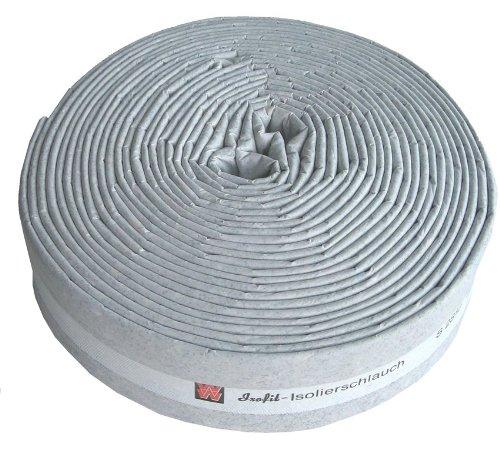 Cornat Isolierschlauch, 4 mm x 10 m, 22 mm-1/2 Zoll , T594722