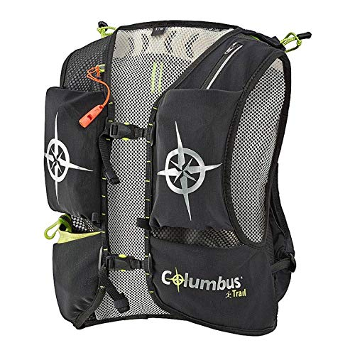COLUMBUS-Trail Vest 5L Chaleco de Trail L/XL