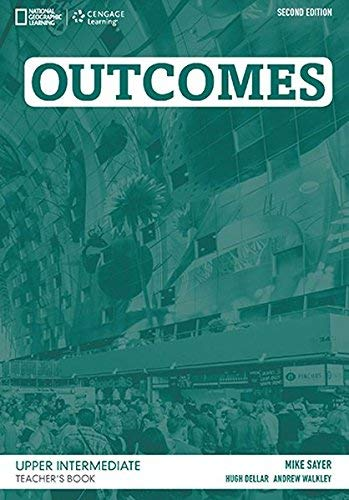 Outcomes 2nd Edition - Upper Intermediate: Teacher's Book + Class Audio CD