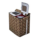 Washing Machine Cover For Semi Automatic Videocon Gracia Exe 7.2 Kg washing machine Waterproof & Dustproof : It helps you to keep your washing machine safe from scratches, stain, dust and other particles Inlet Outlet & Power Cord Vent provided at bac...