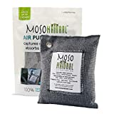 MOSO NATURAL Air Purifying Bag. Bamboo Charcoal Odor Eliminator, Odor...