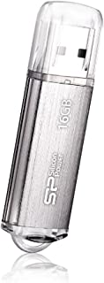 16GB Silicon Power Ultima II i-Series Silver USB Flash Drive