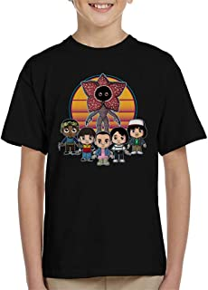 Cloud City 7 Stranger Things Upside Down Cute Kid's T-Shirt