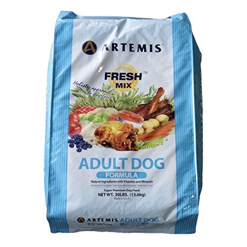 Artemis 133023 Fresh Mix Adult Dogs Food, 30-Pound