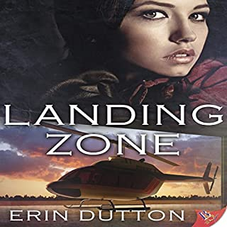 Landing Zone audiobook cover art