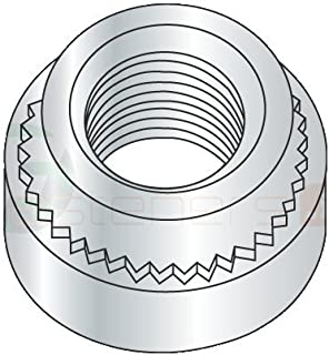 .056 8-32-2 Self Clinching Nuts//303 Stainless Steel//Shank Height .054//Sheet Thickness Carton: 5,000 pcs