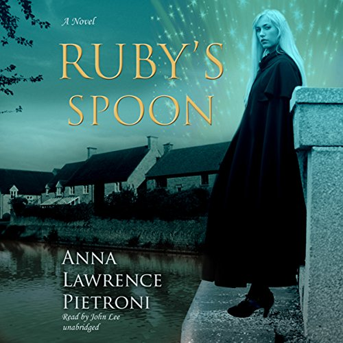 Ruby's Spoon audiobook cover art