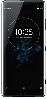 Smartphone Sony Xperia XZ3-64 GB - Preto