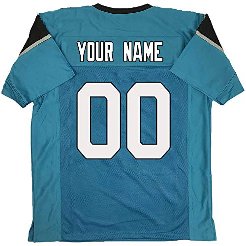 Athlete's Fans Football Jersey Custom Design 32 Team Personalize Any Name & Number S-6XL Jerseys for Mens/Womens/Kids Birthday Gift Jersey(C.Panther)