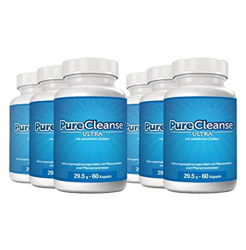 Purecleanse Ultra - Reinigung, Entschlackung und Gewichtsabnahme| Jetzt das 6-Flaschen-Paket mit Rabatt kaufen