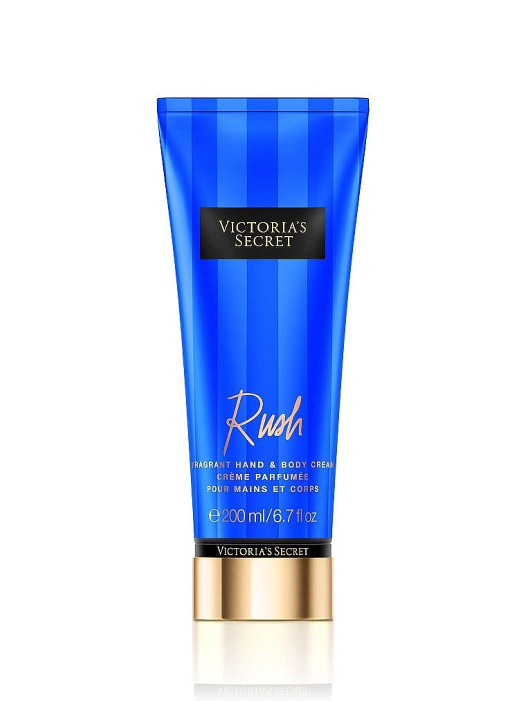 格納気になるデクリメントVictoria's Secret ヴィクトリアシークレット Rush Fragrant Hand & Body Cream フレグランス ハンド & ボディークリーム ラッシュ 200ml [並行輸入品]