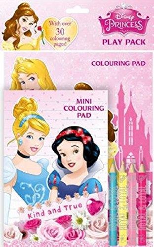 Disney- Set d'activités créatives Princesses, PSPPK1