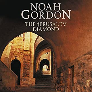 The Jerusalem Diamond cover art