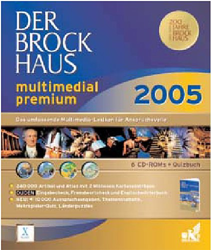 Brockhaus 2005 multimedial premium (MAC-DVD)